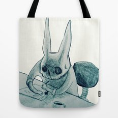 another bunny Tote Bag
