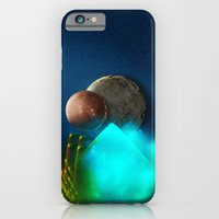 iPhone & iPod Case featuring New worlds ripe for exploring by Wendy Townrow
