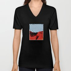Cinquante | Collage Unisex V-Neck