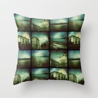 Brittany, France  Throw Pillow