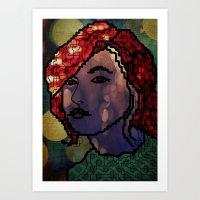 114. Art Print