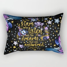 A Court of Mist and Fury - To The Stars Rectangular Pillow