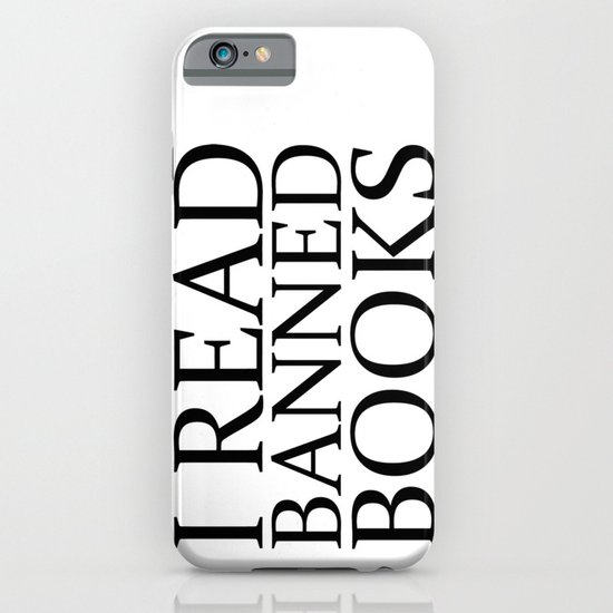 Banned Books iPhone & iPod Case