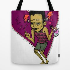 Frankie Labs you Long Time Tote Bag