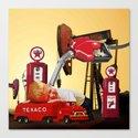 Future Oil Tycoon Canvas Print