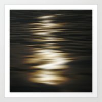 Light Flow 2 Art Print