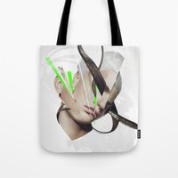 Excellence is obedience Tote Bag
