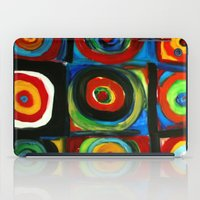 Color Study iPad Case