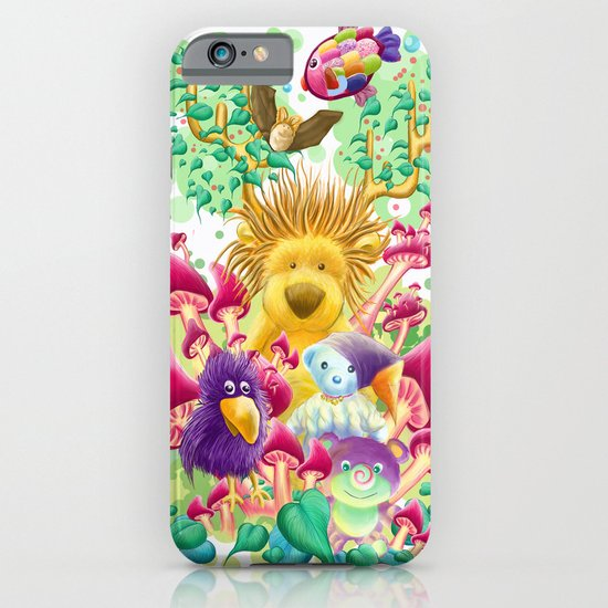The guardian of nature iPhone & iPod Case
