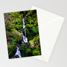 Trickle Down Stationery Cards