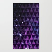 In Space Between Canvas Print