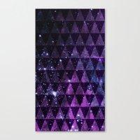 In Space Between Canvas Print
