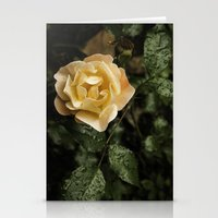 Rose 1 Stationery Cards