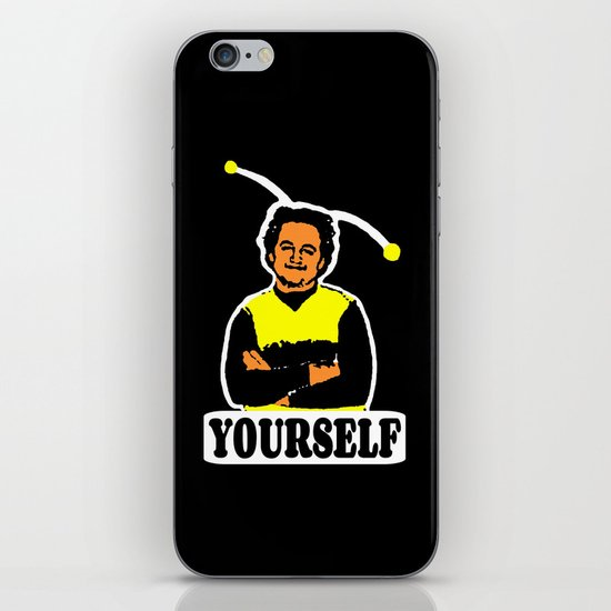 BEE YOURSELF  |  JOHN BELUSHI iPhone & iPod Skin