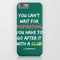 Go After Inspiration With A Club iPhone 6 Slim Case