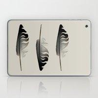 Feathers in the Light Laptop & iPad Skin