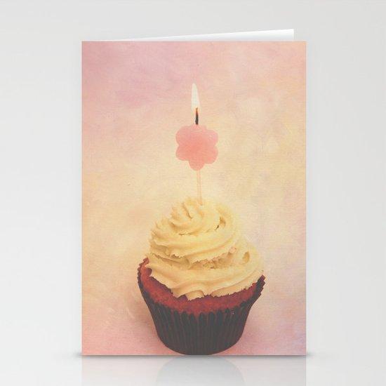 Birthday I Stationery Card
