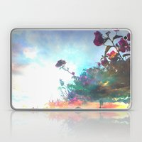 Storm of a Green Thumb Laptop & iPad Skin