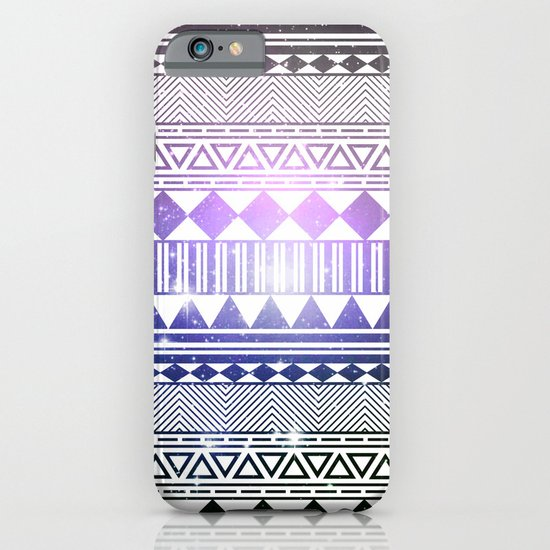 galaxy navajo tribal pattern iPhone & iPod Case