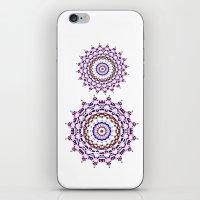 Star Mandala - JUSTART © iPhone & iPod Skin