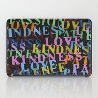 Love #1 iPad Case