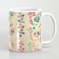 Another floral pattern Mug