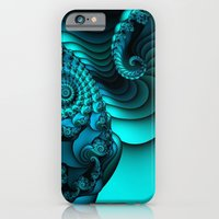 iPhone & iPod Case featuring Time warp by Christy Leigh