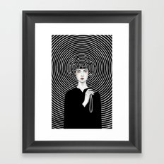 Eudoxia Framed Art Print