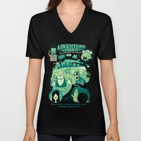 Adventure Comics Unisex V-Neck