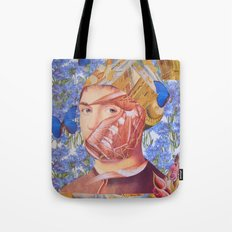 SALVATOR MUNDI Tote Bag