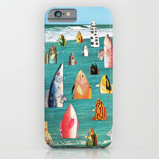 Gasping for Air iPhone & iPod Case