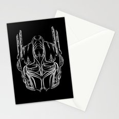 Pinstripe Prime Stationery Cards