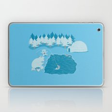 Quality Time Laptop & iPad Skin