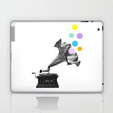 Gramoflower (gramophone) Laptop & iPad Skin