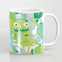 Done with Monster School! Mug