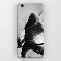 Dual-wielding Swordsman iPhone & iPod Skin