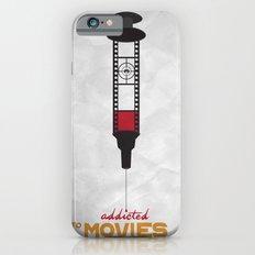 Addicted: Movies Slim Case iPhone 6s