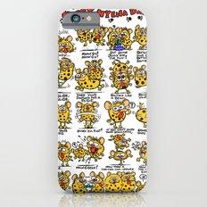 Happy Hyena Dance iPhone 6s Slim Case