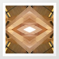 Architecture III Art Print