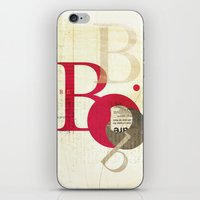 Perpetua B iPhone & iPod Skin