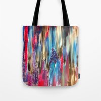 Passing Me By Tote Bag