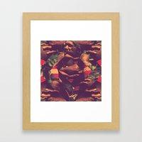 Indigenous Framed Art Print