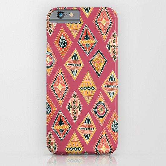Desert Diamonds Pattern iPhone & iPod Case