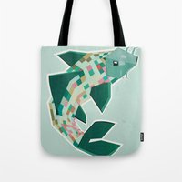 scalation Tote Bag