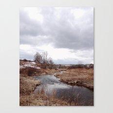 Dryden, NY Canvas Print