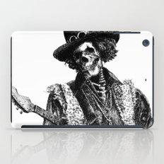 The Legend of Guitarist iPad Case