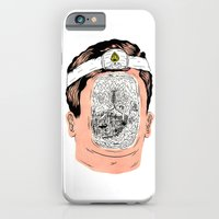 iPhone & iPod Case featuring Journey to the center of the earth by David Penela