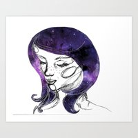 Lovely Rita Art Print