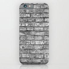 Vintage Brick Wall iPhone 6 Slim Case