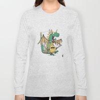 A Kobold in Dragon Clothing Long Sleeve T-shirt